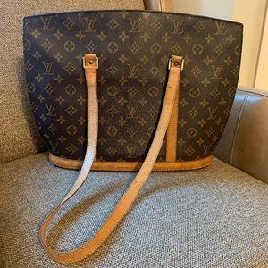 Authentic Louis Vuitton Babylone Bag (15 x 4 x 12)